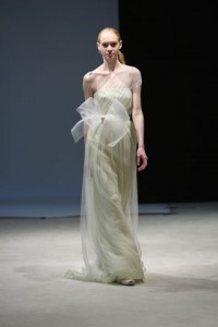 Vera Wang Bridal Spring 2010