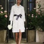 Oscar de la Renta Bridal Spring 2010